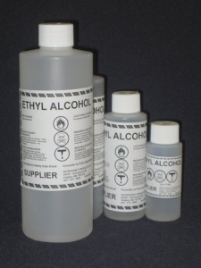 Ethyl Alcohol, 16 oz / 500 ml