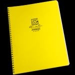 Note Book, All - Weather, Large