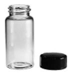 Glass Vial, 2 dr / 8 ml