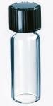 Glass Vial, 1/2 dr / 2 ml