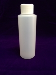 HDPE Bottle, 4 oz / 125 ml