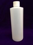 Polypropylene Bottle, 16 oz / 500 ml