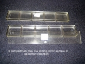 Tray, Sample - 5 Compartments