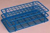Test Tube Rack, 24 Holes 40mm 3 x 8 Rows