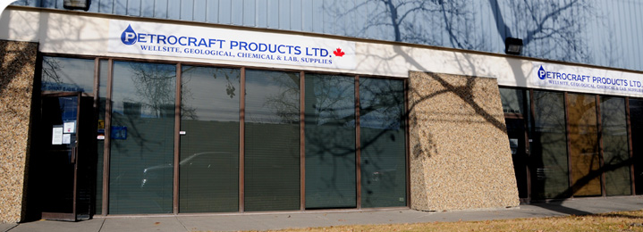 Calgary Geological And Laboratory Supplies